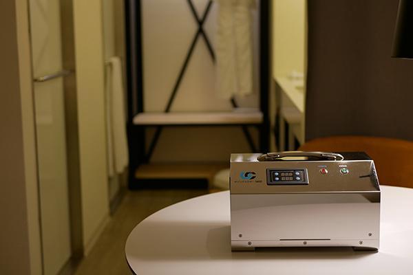 オゾン発生器「オゾンクラスター1400」の販売を開始しました